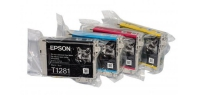Картридж Epson Stylus S22/SX125/SX420W/SX425W/BX305F (O) C13T12814011, BK