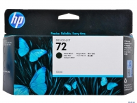 Картридж HP №72 DesignJet T1100/T610 Matte Black (130ml) (О) C9403A