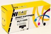 Картридж Samsung ML1640/1641/2240/2241Black (Hi-Black) MLT-108S, 1,5К