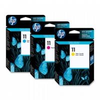 Картридж HP DJ 2000C/CN/2500C/2200/2250/500/800, №11 (O) C4838A, Y