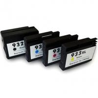 Картридж HP OJ 6100/6600/6700 (O) №933XL, CN056AE, Y, 825стр