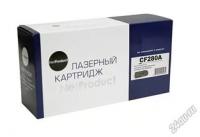 Картридж HP LJ Pro 400 M401/Pro 400 MFP M425 (NetProduct) NEW CF280A, 2,7K