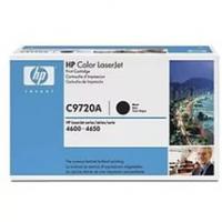 Картридж HP CLJ 4600/4650/4610N (O) C9720A, BK, 9K