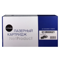 Картридж Xerox PE220 (NetProduct) NEW 013R00621, 3K