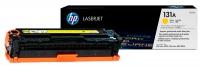Картридж HP LJ Pro 200 M251/MFPM276 (O) №131A, CF212A, Y, 1,8K