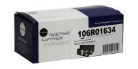 Картридж Xerox Phaser 6000/6010/WC6015 (NetProduct) NEW 106R01634, BK, 2K