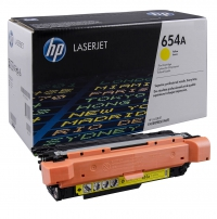 Картридж HP CLJ M651n/651dn/651xh (O) №654A, CF332A, Y, 15K