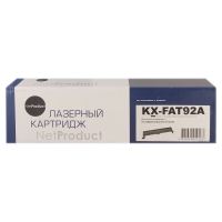 Картридж Panasonic KX-MB263/283/763/773/783 (NetProduct) NEW KX-FAT92A, 2К