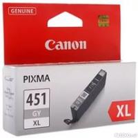 Картридж Canon PIXMA iP7240/MG6340/MG5440 (O) CLI-451XLGY, GY