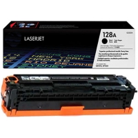 Картридж HP CLJ Pro CP1525/CM1415 (O) №128A, CE320A, BK, 2K
