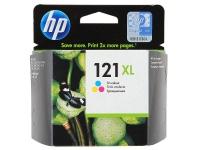 Картридж HP DJ F4283/D2563, №121XL (O) CC644HE, Color