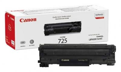 Заправка Картридж Canon 725