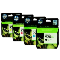 Картридж HP Officejet 6000/6500/7000 , №920XL (O) CD972AE, C