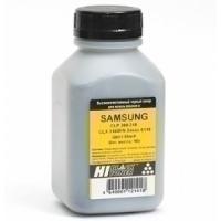 Тонер Samsung CLP 300/310/CLX 3160FN/Xerox 6110 (Hi-Black) BK, 90 г, банка