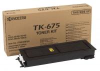 Картридж Kyocera KM-2540/2560/3040/3060 (О) TK-675, 950 г, 20К