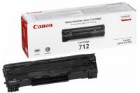 Картридж Canon i-Sensys LBP3010/3100 (O) №712, 1870B002, 1,5K
