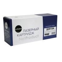 Картридж HP LJ 1010/1020/3050 (NetProduct) NEW Q2612A, 2K