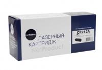 Картридж HP CLJ Pro 200 M251/MFPM276 (NetProduct) NEW №131A, CF212A, Y, 1,8К