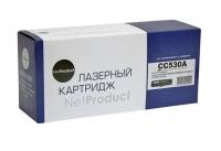 Картридж HP CLJ CP2025/CM2320/Canon LBP7200 (NetProduct) NEW CC530A/Canon718, BK, 3,5K