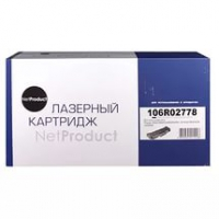 Картридж Xerox Phaser 3052/3260/WC 3215/3225 (NetProduct) NEW 106R02778, 3K