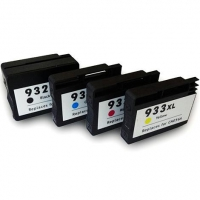 Картридж HP OJ 6100/6600/6700 (O) №932XL, CN053AE, BK, 1K