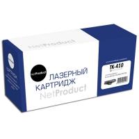Картридж Kyocera KM-1620/1650/2020/2035/2050 (NetProduct) NEW TK-410, 15К