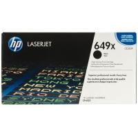 Картридж HP CLJ CP4525 (O) CE260X, BK, 11K