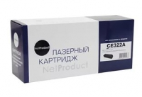 Картридж HP CLJ Pro CP1525/CM1415 (NetProduct) NEW CE322A, Y, 1,3K