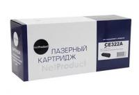 Картридж HP CLJ Pro CP1525/CM1415 (NetProduct) NEW CE322A, Y, 1,3K
