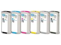 Картридж HP №72 DesignJet T1100/T610 Magenta (69ml) (О) C9372A