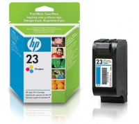 Картридж HP DJ 710C/720C/880C/PSC750/790, №23 (O) C1823D, Color