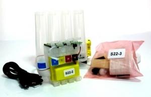 СНПЧ Epson S22/ SX130/ SX235