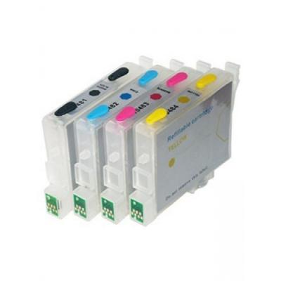 ПЗК для Epson C67/ C87, CX3700/ CX4100/ CX4700