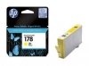 Картридж HP C5383/C6383/B8553/D5463 , №178 (O) CB320HE, Y