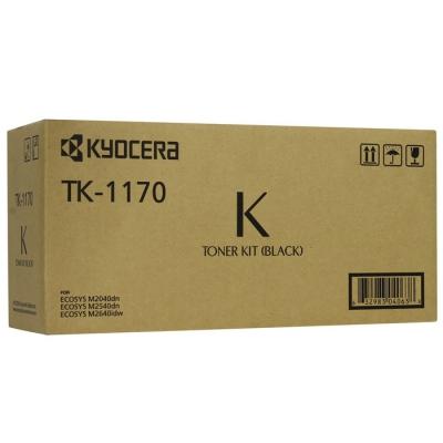Тонер-картридж TK-1170 Kyocera M2040dn/M2540dn/M2640idw, 7,2К (О)